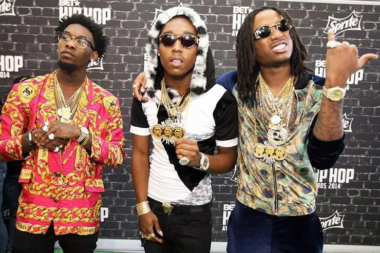 Migos announce t shirt single dropping this week for T shirt by migos