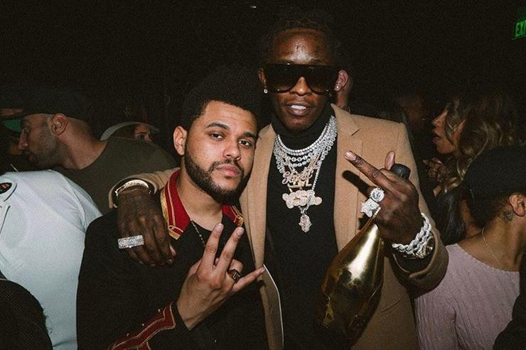 Young Thug & The Weeknd