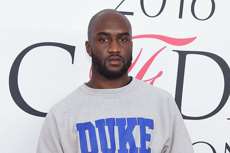 Fashion designer Virgil Abloh attends the 2016 CFDA Fashion Awards at the Hammerstein Ballroom on June 6, 2016 in New York City