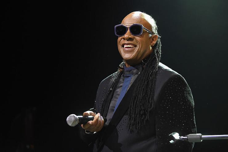 Musician Stevie Wonder performs onstage during The Art of Elysium presents Stevie Wonder's HEAVEN - Celebrating the 10th Anniversary at Red Studios on January 7, 2017 in Los Angeles, California.