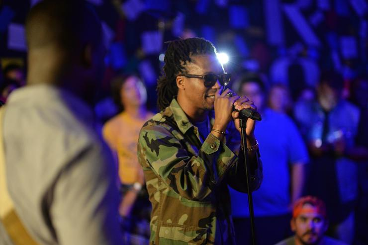 Lupe Fiasco Gets Energized on New Album 'Drogas Light': Exclusive First Listen