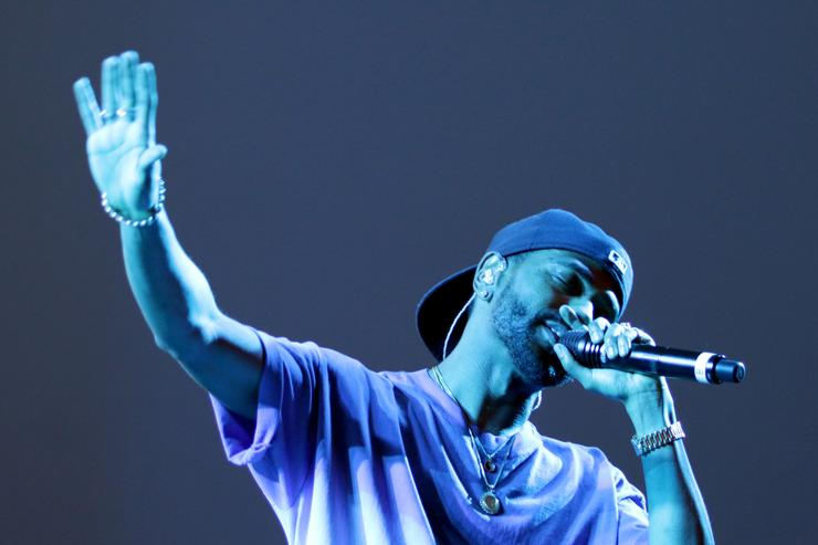 Big Sean at Rolling Stone Live