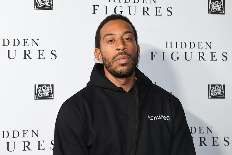 Rapper Ludacris attends 'Hidden Figures' Soundtrack Listening Party hosted by DJ Drama with Janelle Monae & Pharrell Williams at Means Street Studios on November 16, 2016 in Atlanta, Georgia.
