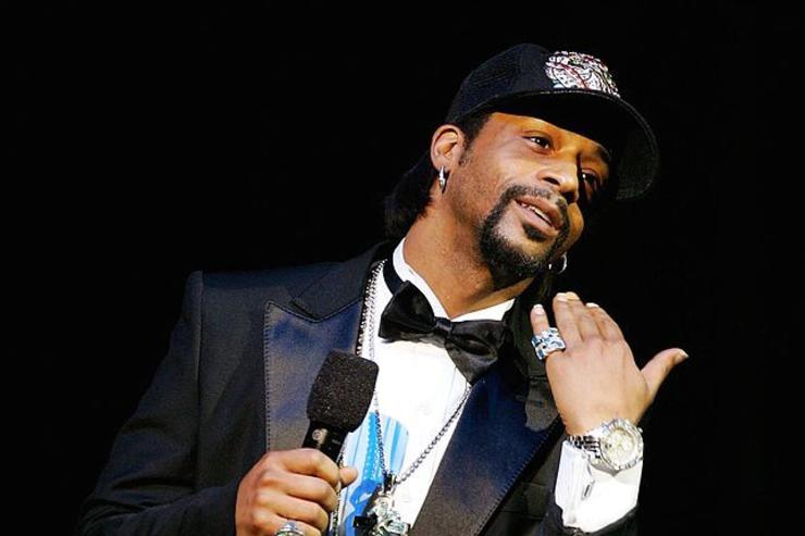 Comedian Katt Williams performs at The Colosseum at Caesars Palace at The Comedy Festival November 15, 2006 in Las Vegas, Nevada.