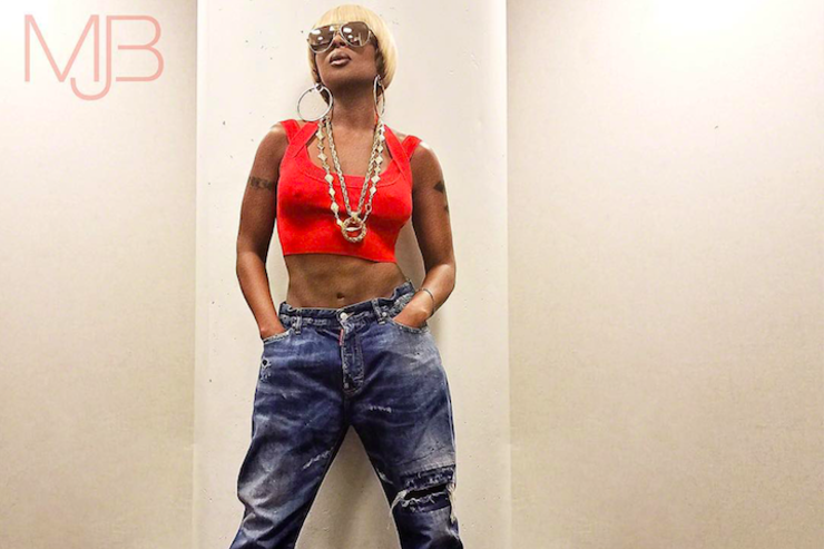 Mary J. Blige's New Album Features Kanye West, Missy Elliott, DJ Khaled class=