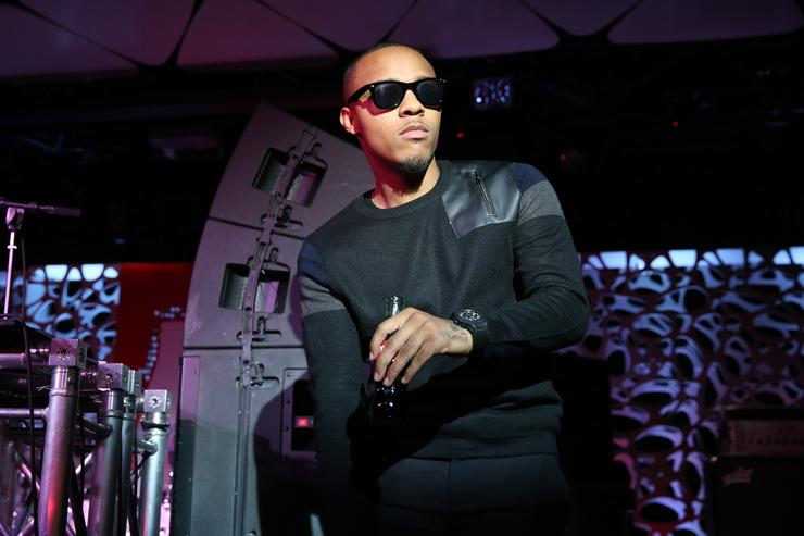 Bow Wow 2015 American Music Awards Pre-Party With Coca-Cola