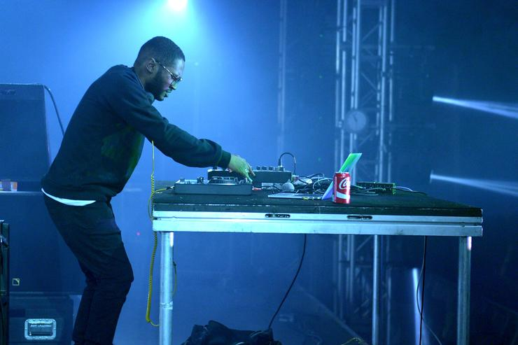 Kaytranada 2015 Coachella Valley Music And Arts Festival - Weekend 1 - Day 3