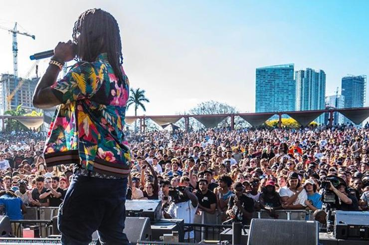 Chief Keef at Rolling Loud