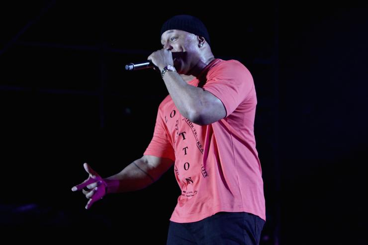 LL Cool J The 12th Annual Jazz In The Gardens Music Festival - Day 2