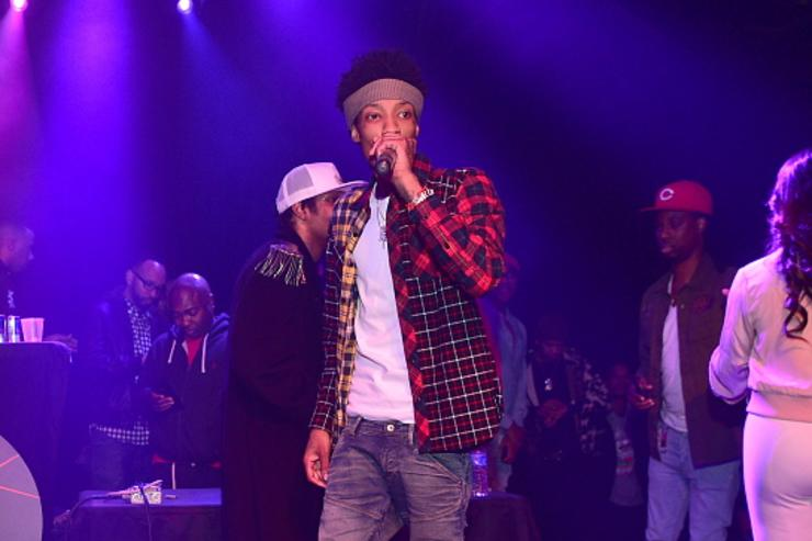 Sonny Digital performing at BMI ATL Showcase