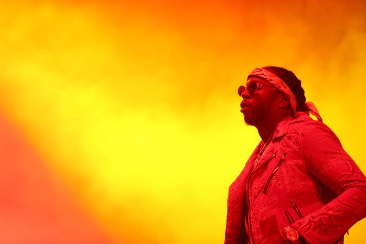 2 Chainz 2017 Coachella Valley Music And Arts Festival - Weekend 1 - Day 3