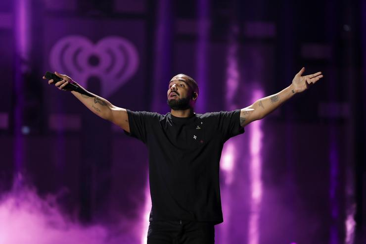 Drake and Ed Sheeran top 2017's streaming lists