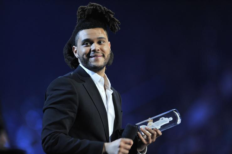 The Weeknd 2015 JUNO Awards - Show