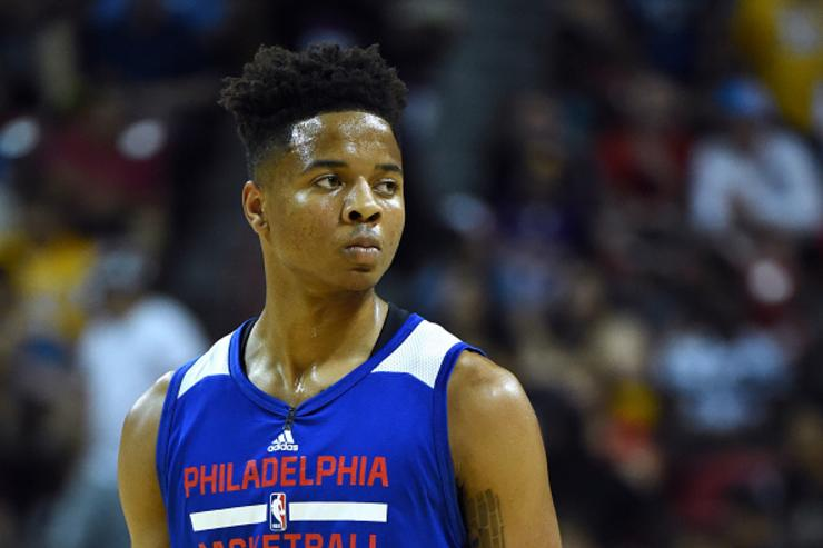 Ben Simmons on playing with Markelle Fultz: 'I'm a starting point guard'