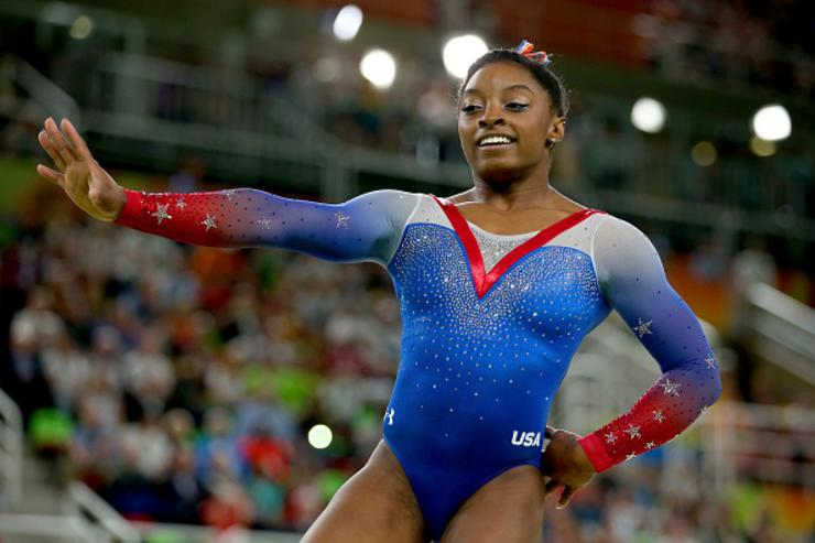 Simone Biles Never Hesitates in Clapping Back