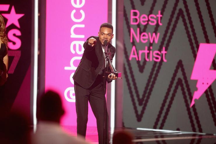 Chance the Rapper BET Awards 2017