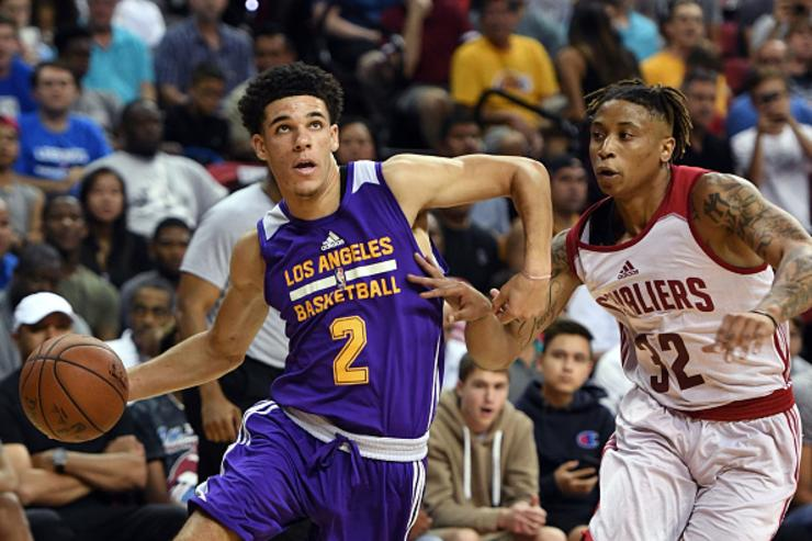 Vegas Play of the Day: Lakers vs. Sixers in NBA Summer League