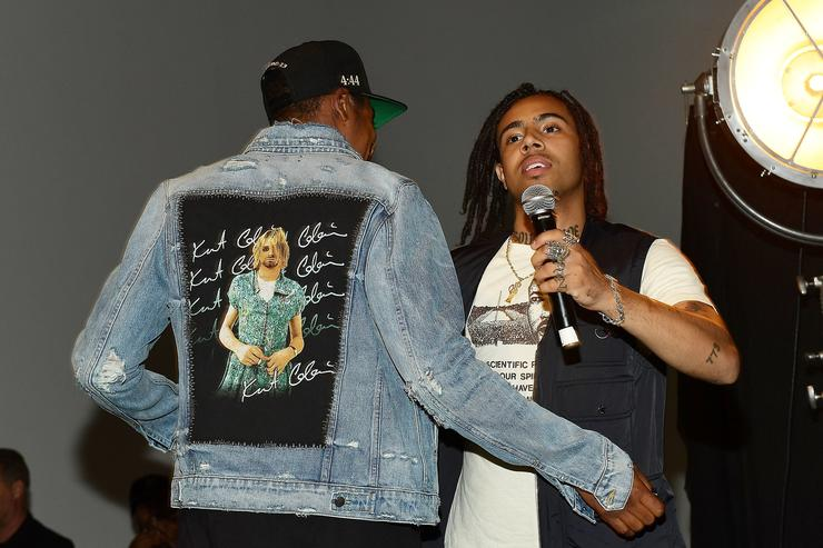 Vic Mensa Shares New Song Wings Featuring Pharrell Williams and Saul Williams