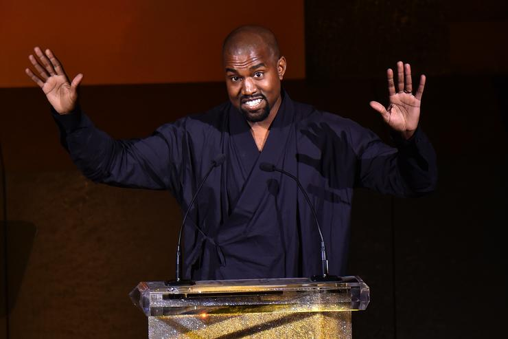 Kanye West Pushes Back Against 'The Life Of Pablo' Class Action Lawsuit