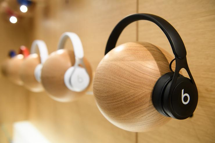 Apple and Balmain unveil Beats Special Edition Headphones