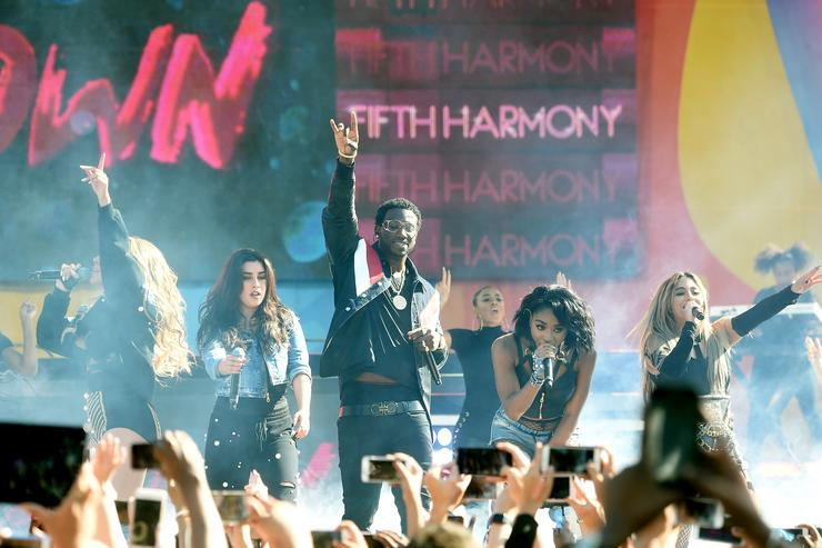 Fifth Harmony reveals album title and release date on 'Tonight Show'