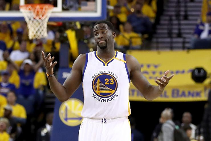 Draymond Green to face civil lawsuit from incident in MI last summer