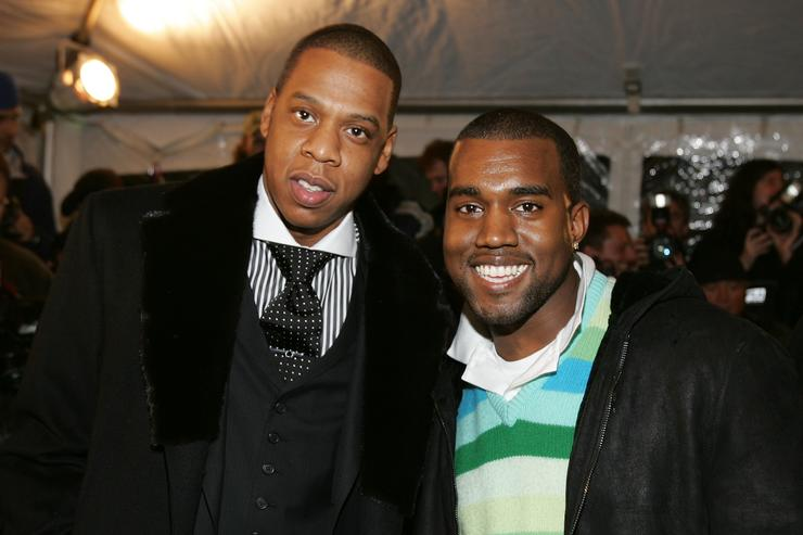 Jay-Z & Kanye West's Beef Chronicled in