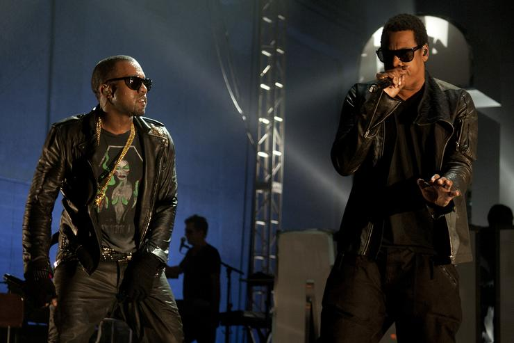 VEVO Presents: G.O.O.D. Music Featuring Kanye West, John Legend, Common, Kid Cudi + More
