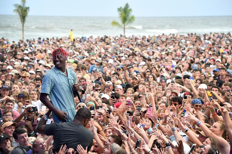 Lil Yachty 2017 Hangout Music Festival - Day 3