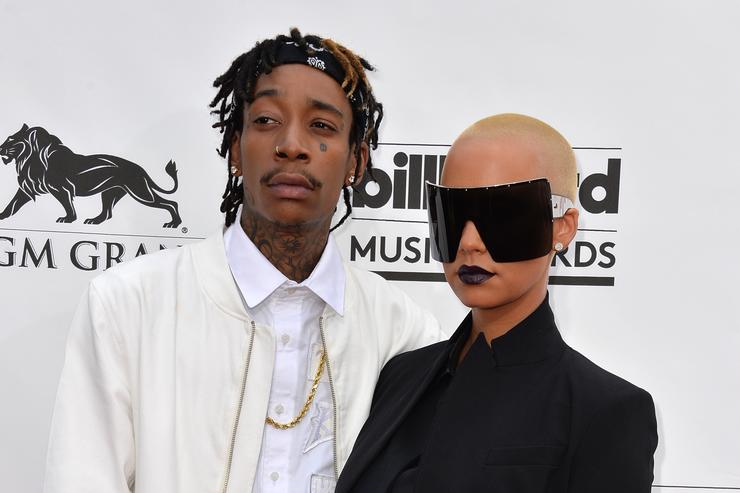 Amber Rose Is Being Sued by Wiz Khalifa's Mother