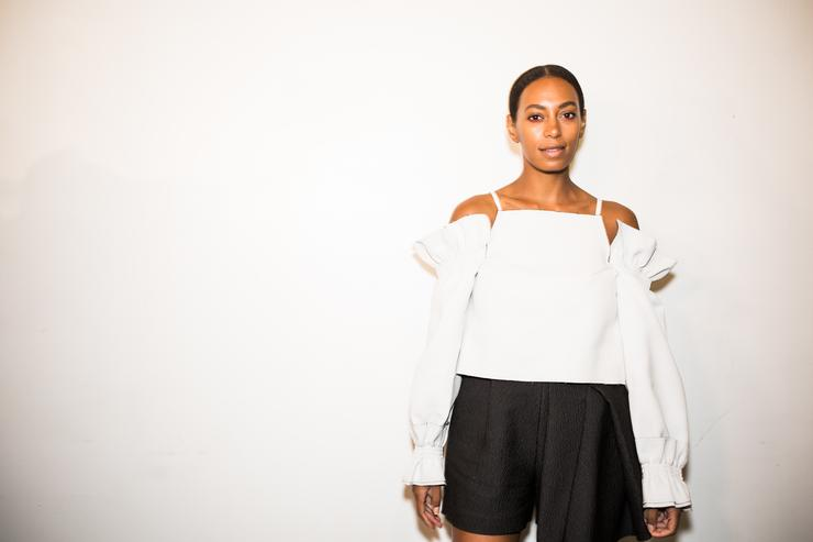Solange Deletes Twitter, Condemns White Supremacists: