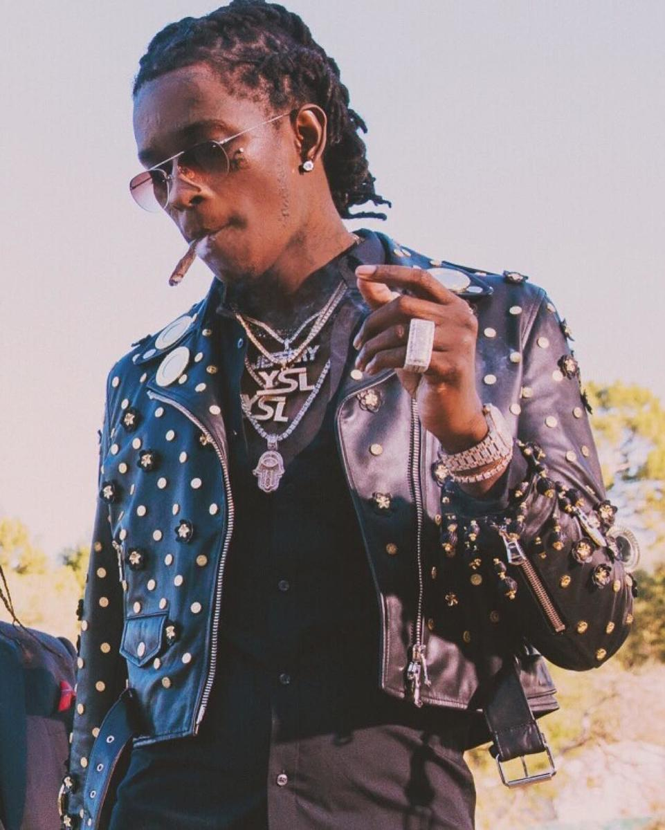Young Thug Arrested In ATL